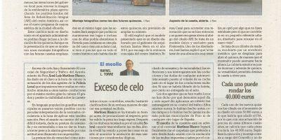 Presentamos en el Concello de Pontevedra los nuevos Quioscos para el Casco Histórico