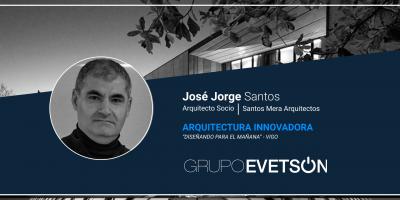 """Participamos como ponentes en la Jornada Técnica del Grupo Evetson sobre ARQUITECTURA INNOVADORA """"Diseñando para el mañana"""""""