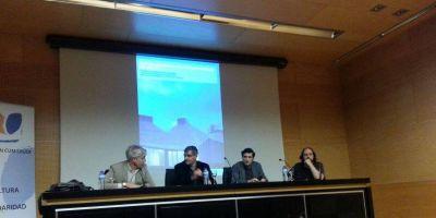 Presentación de la Guía en Ourense