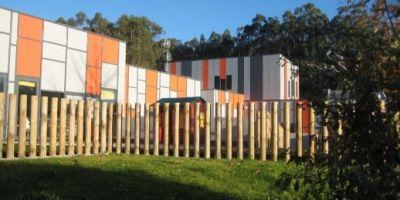 Finalizadas las obras de la Escuela Infantil de Cangas