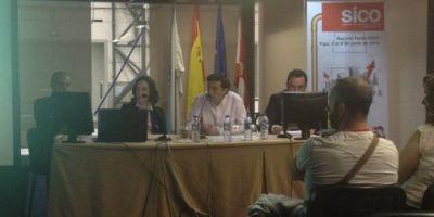 Ponencia de Jose Carlos Mera sobre Arquitectura Sostenible en SICO 2014