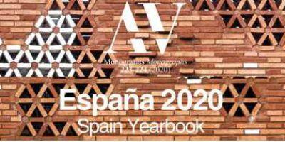 El Campo de fútbol de Campañó en la revista AV Monografías 223_224, España 2020