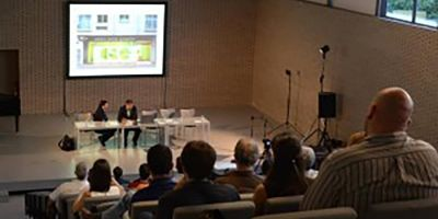 Video de la conferencia del 12 de junio en las Jornadas Internacionales de Arquitectura en Braga, Portugal, en CT Channel