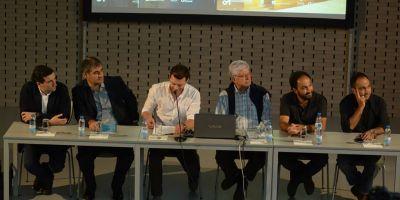 Conferencia de Santos-Mera en las Jornadas Internacionais de Arquitectura en Braga