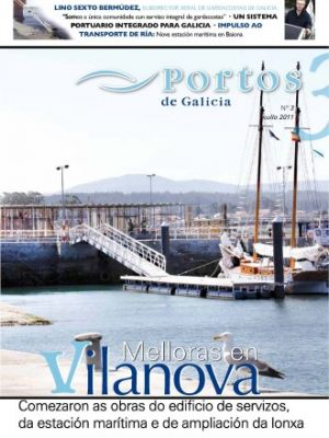 Revista Portos de Galicia nº 3