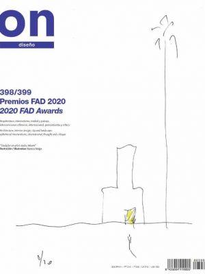 ON DISEÑO 398-399 PREMIOS FAD 2020