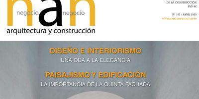 El número 152 de la revista NAN arquitectura y construcción, en su especial No Residencial, publica el Campo de fútbol de Campañó