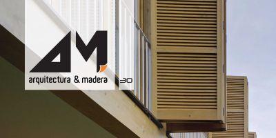 El Colegio Oficial de Veterinarios de Pontevedra publicado en la revista Arquitectura & Madera.