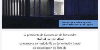 El jueves 12, a las 20:00h, presentamos la Guía de arquitectura contemporánea de Galicia en el Museo de Pontevedra