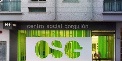 El Centro Social de O Gorgullón en Archipendium 2015.